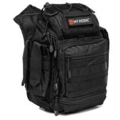 MyMedic Recon First Aid Kit Black