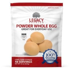 Bulk Whole Egg Powder