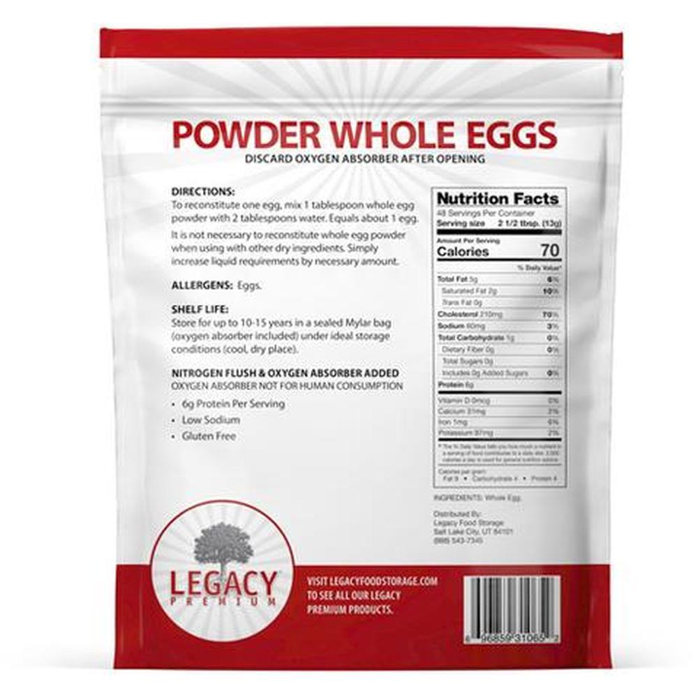 legacy eggs slices back