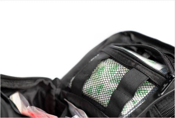 recon mesh pouches