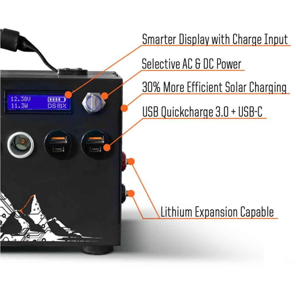 Kodiak K2 New Features