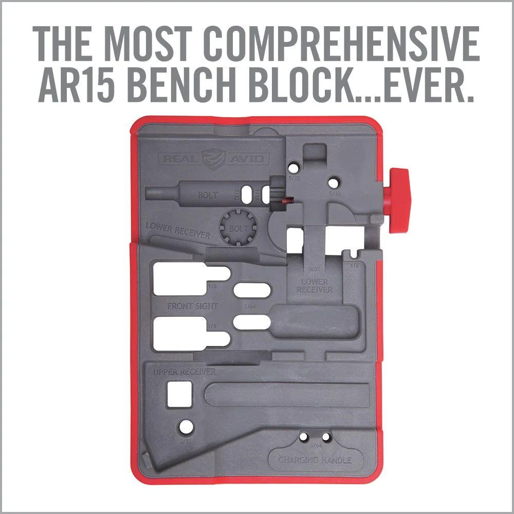 AR15ArmorersMasterKit AR15MasterBenchBlock