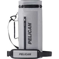 SOFT-CSLING-LGRY_Pelican Soft Cooler Sling Styl – Compression Molded Grey