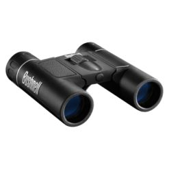 Bushnell Binocular Powerview – 12×25 Compact Roof Prism Black