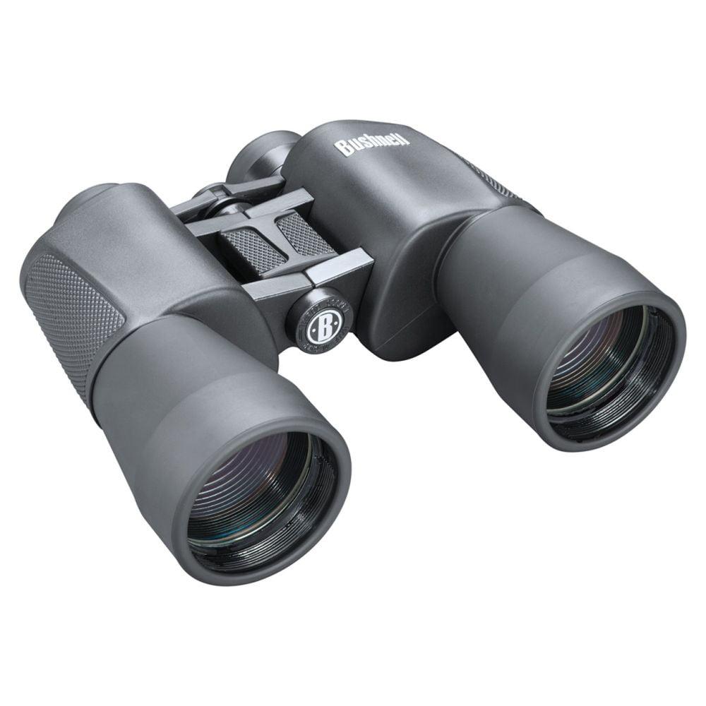 Bushnell Binocular Powerview – 12×50 Porro Prism Black