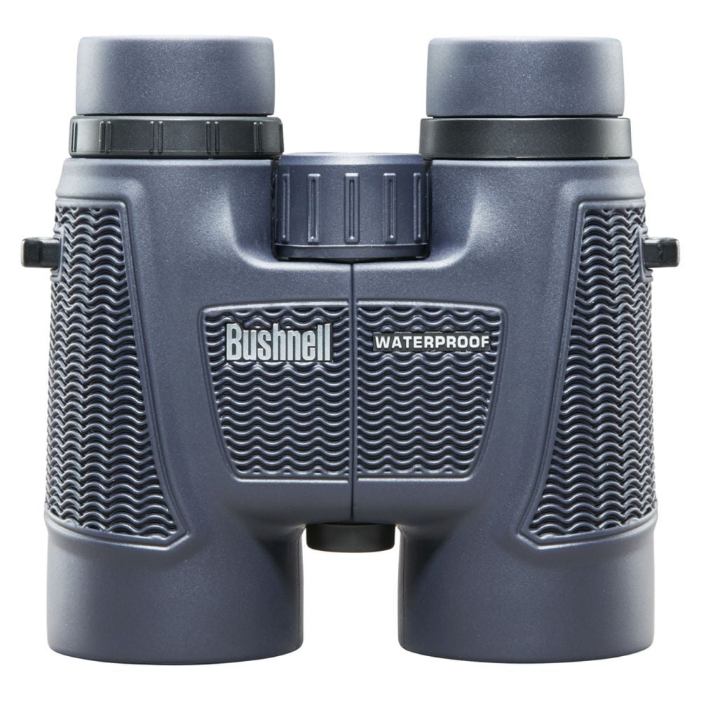 Bushnell Binocular H20 10×42 – Roof Prism Black Front