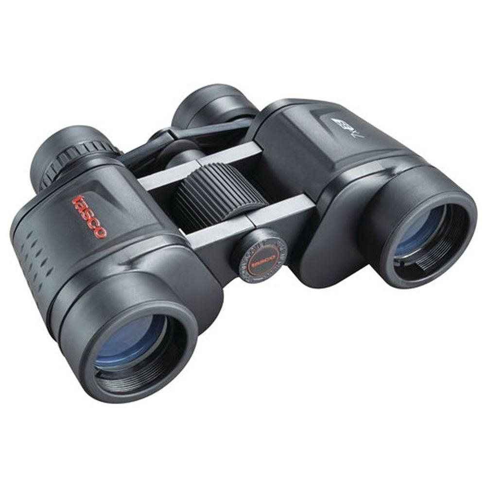 Tasco Binocular Essentials – 7×35 Porro Prism Black