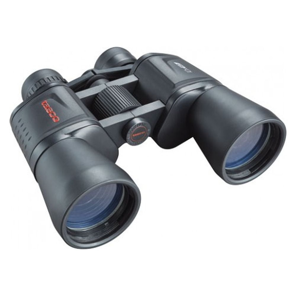 Tasco Binocular Essentials – 10×50 Porro Prism Black