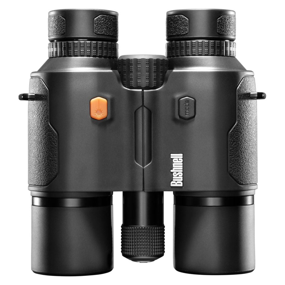 Bushnell Rangefinder Binocular – Fusion 1 Mile 10×42 Black