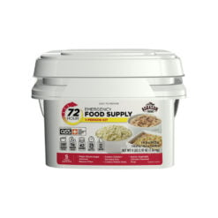 72-Hour 1-Person Emergency Food Pail