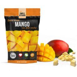 Freeze-Dried Mango - 6 Pack