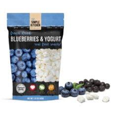 Freeze-Dried Blueberries & Yogurt - 6 Pack