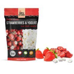 Freeze-Dried Strawberries & Yogurt - 6 Pack