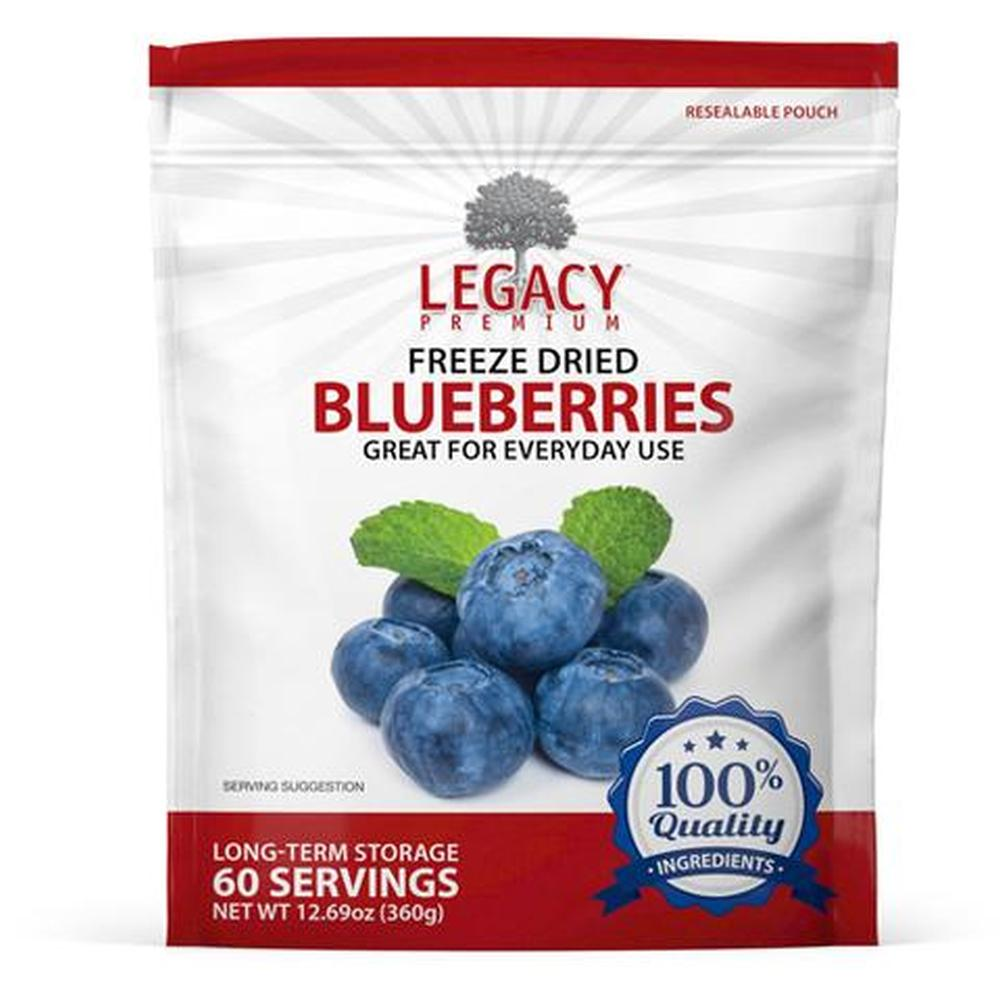 Freeze Dried Blueberries