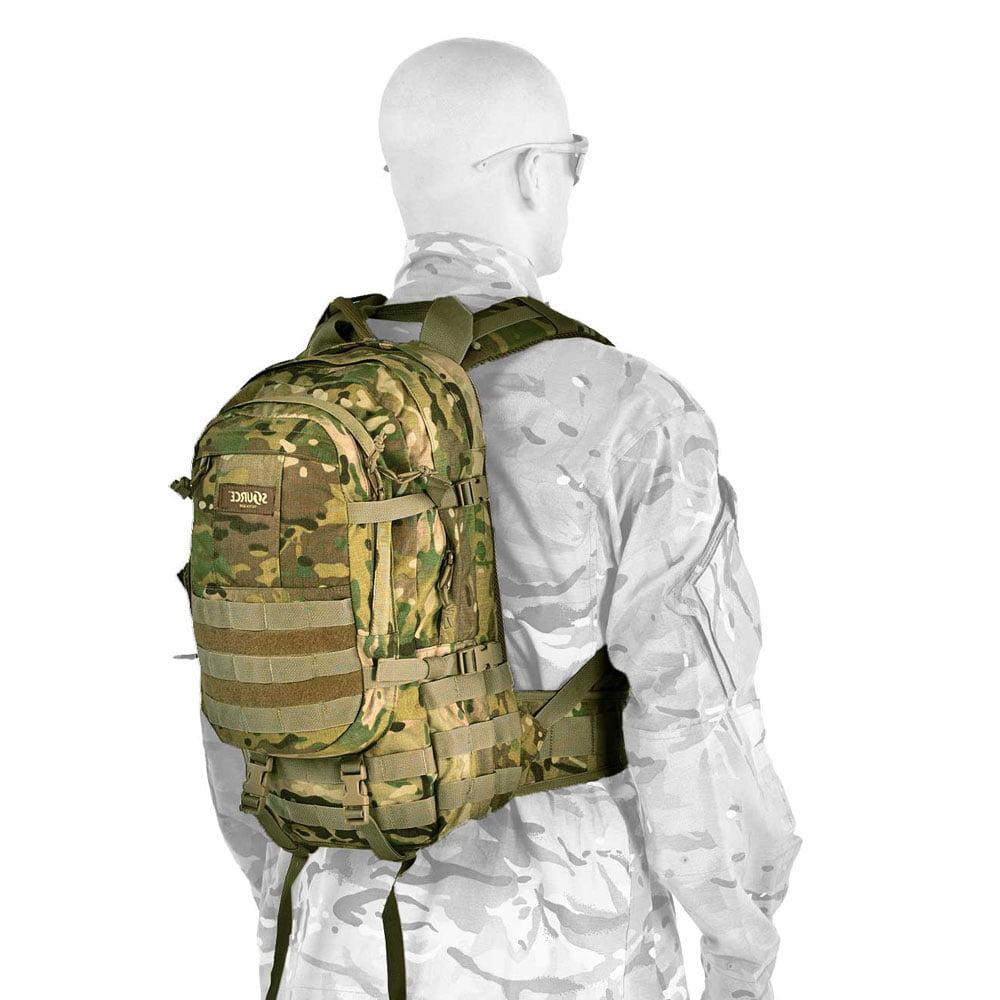 Assault 20L Hydration Cargo Pack 6