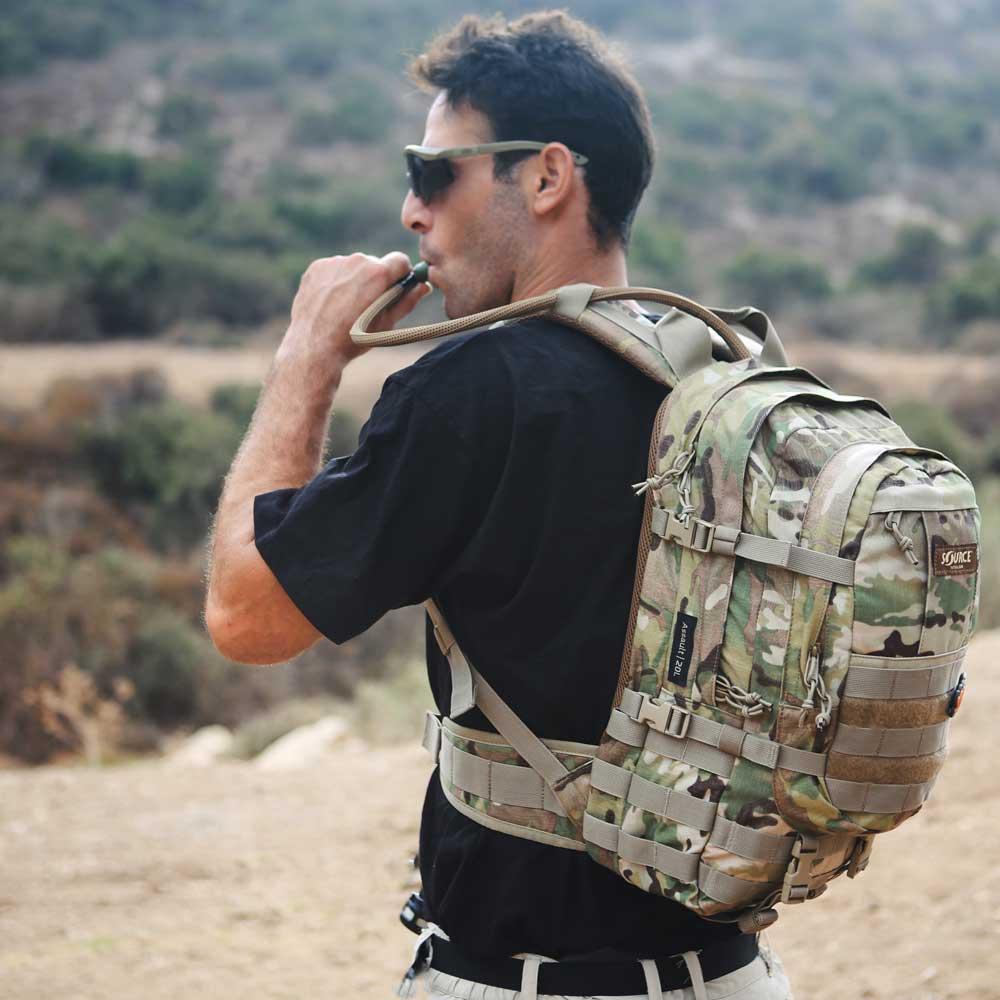 Assault 20L Hydration Cargo Pack 8