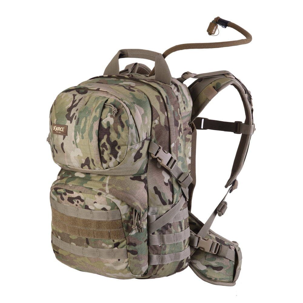 Source Tactical Patrol Hydration Pack