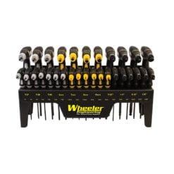 Wheeler 30 Piece SAE Metric Hex Torx P-Handle Driver Set