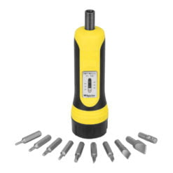 Wheeler Fat Wrench 10 Bit Set