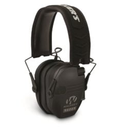 Walkers Razor Slim Shooter Folding Muff-23dB NRR-Black