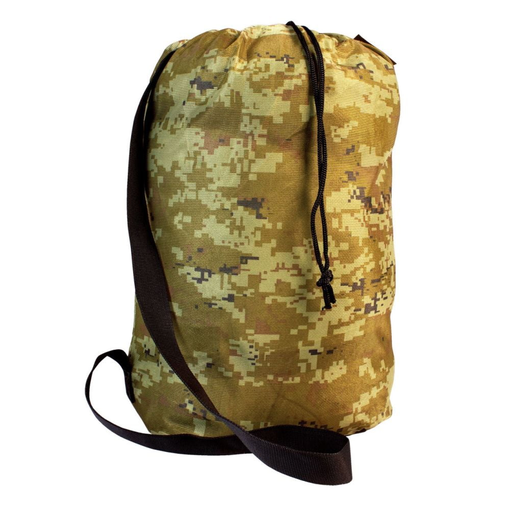 Red Rock 5Piece Youth Ghillie Suit Woodland Youth Size 14-16 Carry Bag
