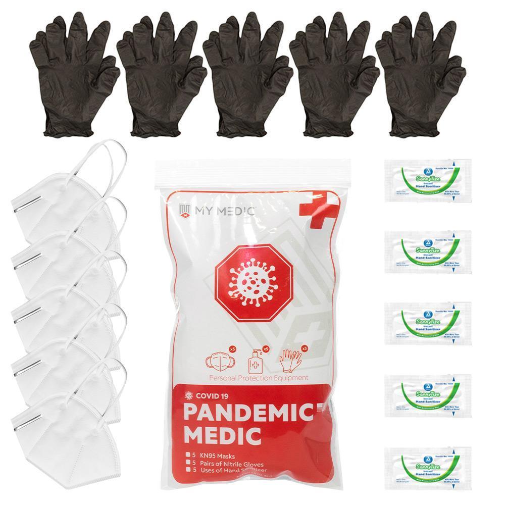PandemicMedic Layout RealBag