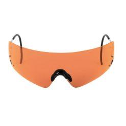 Beretta Shooting Glasses Adult - Orange Lenses/wire Frames