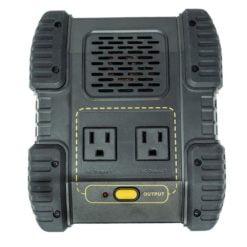 lion energy safari lt side plugs