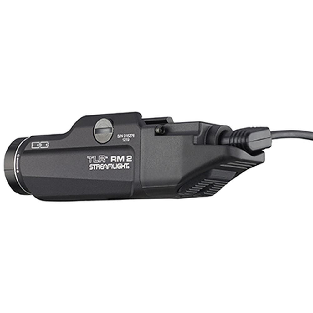 Streamlight TLR RM 2 Rail Mounted Tactical Lighting System Plugged In