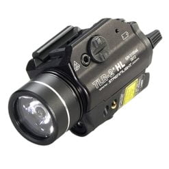 Streamlight TLR-2 HL 1000 Lumen light with Red Laser
