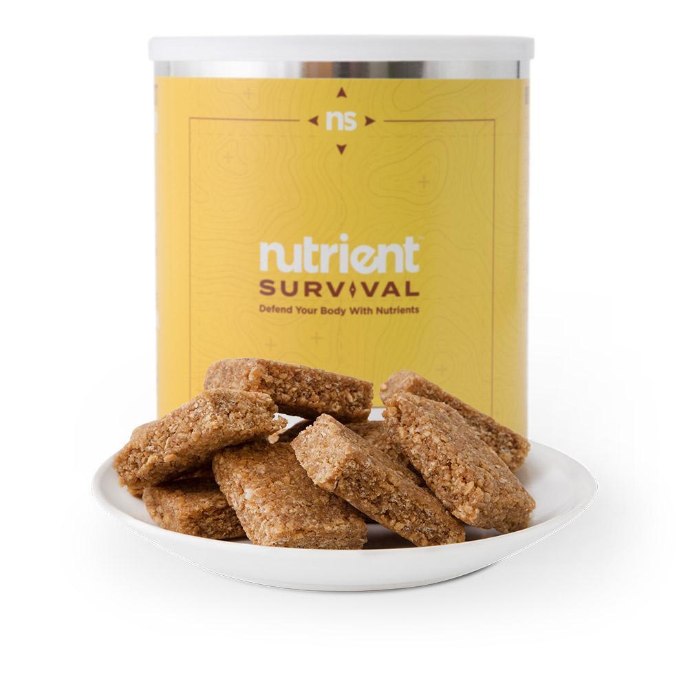 Nutrient Survival Honey Granola Bar
