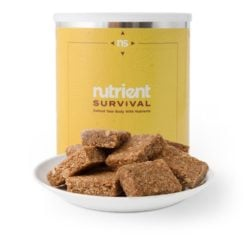 Nutrient Survival Peanut Butter Bars