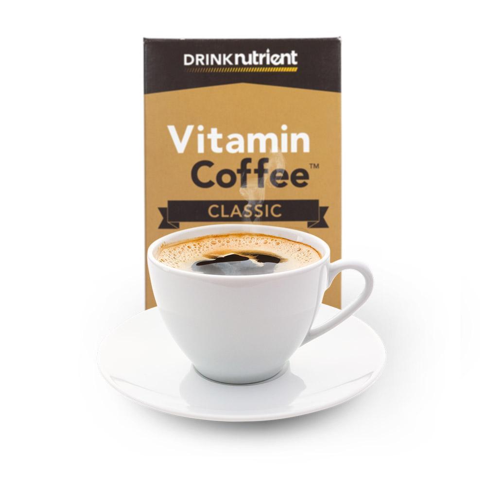 Nutrient Survival Vitamin Coffee