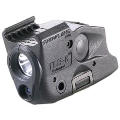 Streamlight TLR-6 Tactical Light with Red Aiming Laser