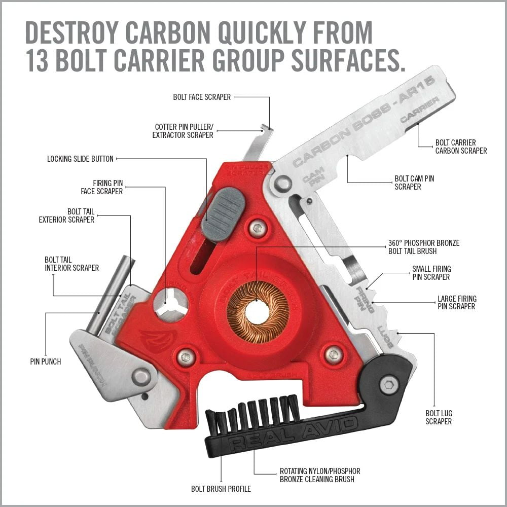CarbonBossAR15 AVCARBAR15 11