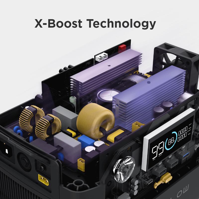 Ecoflow x-boost