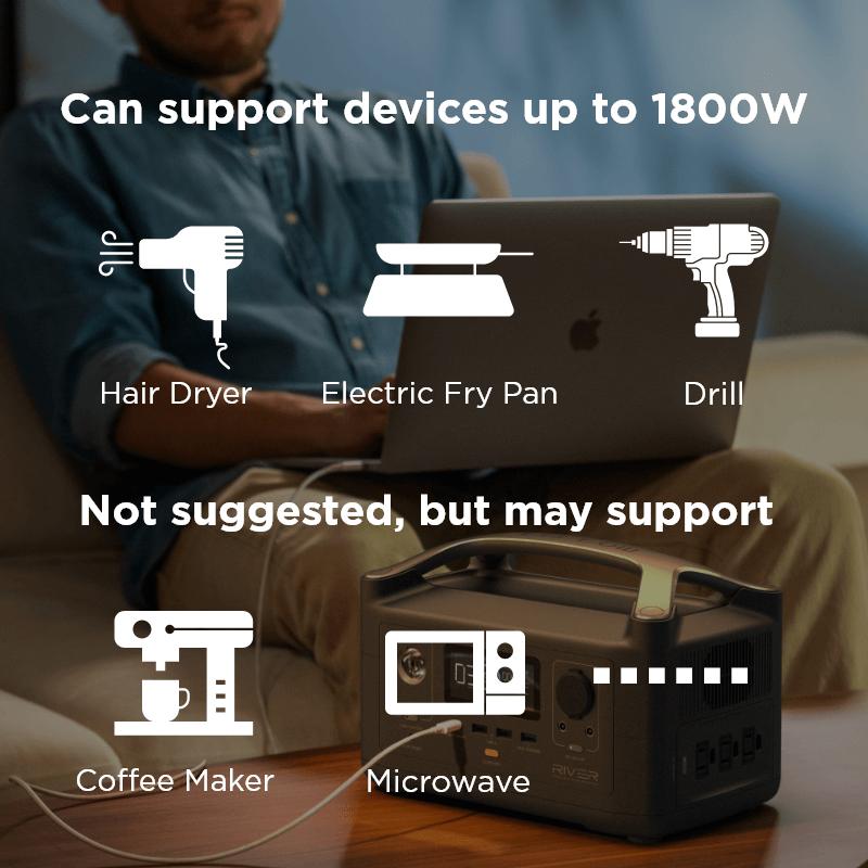 ecoflow river 600 devices