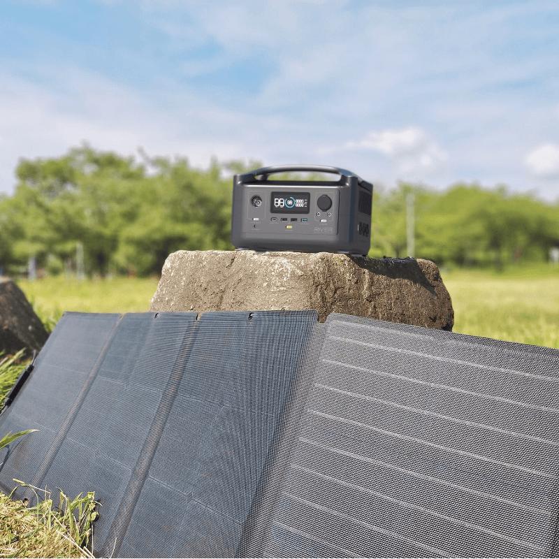 river600 solarcharging