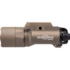 SureFire X300UB Handgun Weaponlight Tan Back