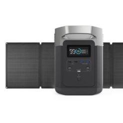 EcoFlow Delta 1300 + 1x 110W Solar Panel