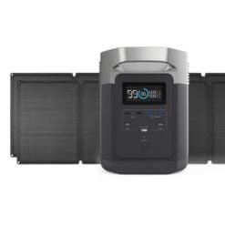 EcoFlow Delta 1300 + 2x 110W Solar Panel