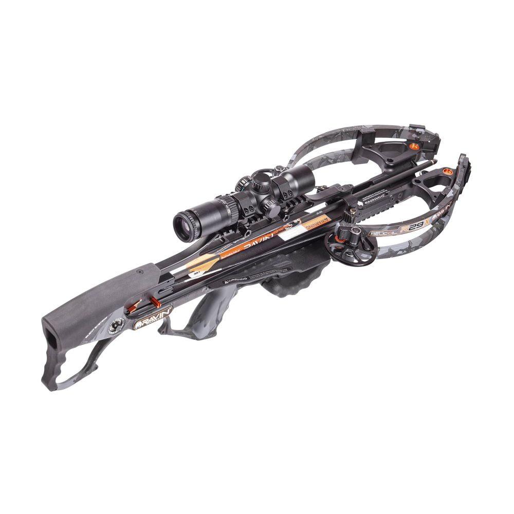 Ravin Crossbow Kit R29X - Silent Cock 450fps Dusk Camo