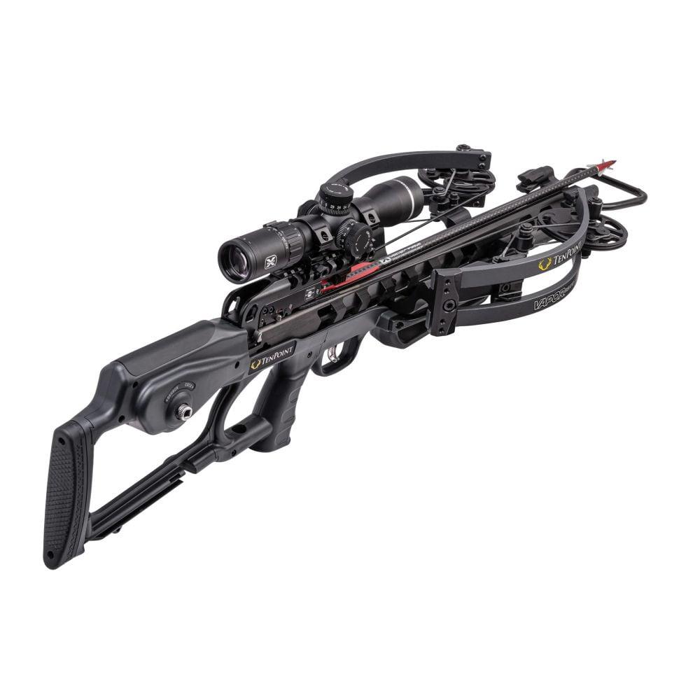 Tenpoint Xbow Kit Vapor RS470 - Acuslide 470fps Graphite