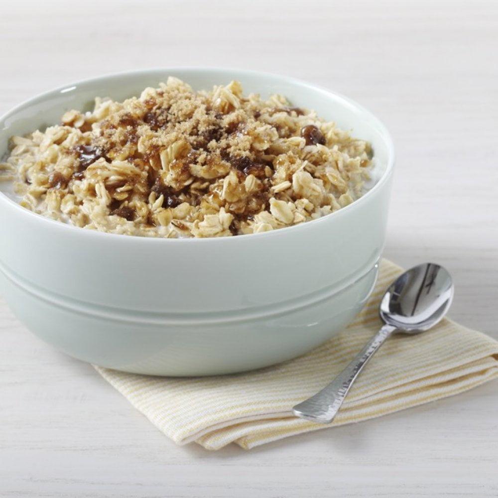 5 06110 Maple Brown Sugar Oatmeal Setting