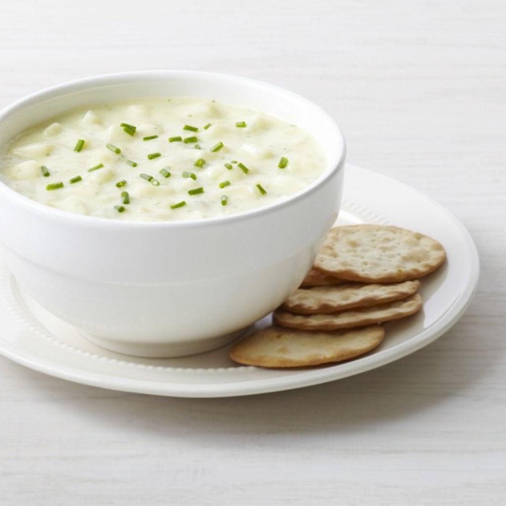5 0Creamy Potato Soup Setting